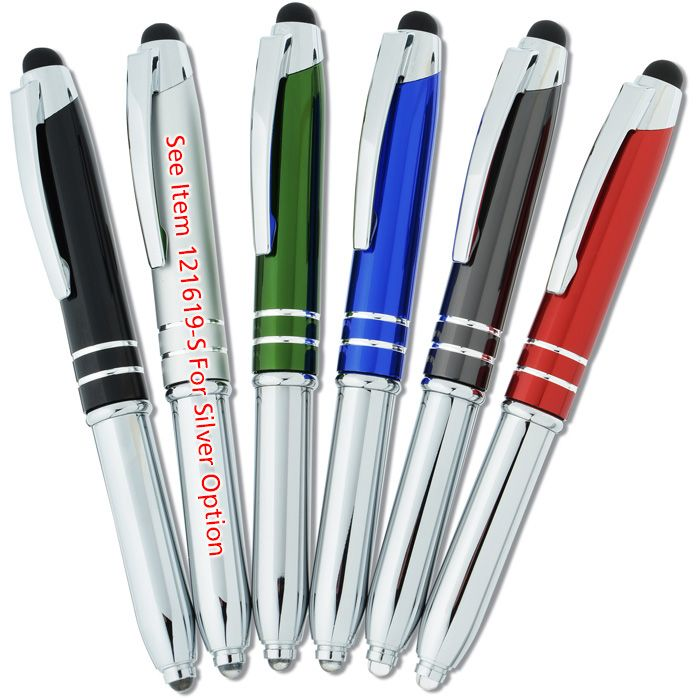 Monoprice Stylus and Flashlight Pen