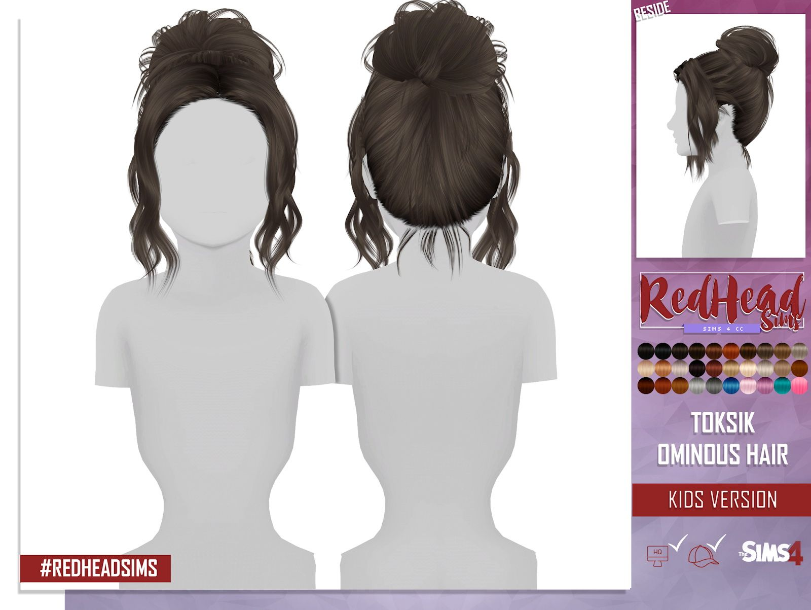 Coupure Electrique: Toksik Omnious hair retextured kids and toddlers version #toddlers