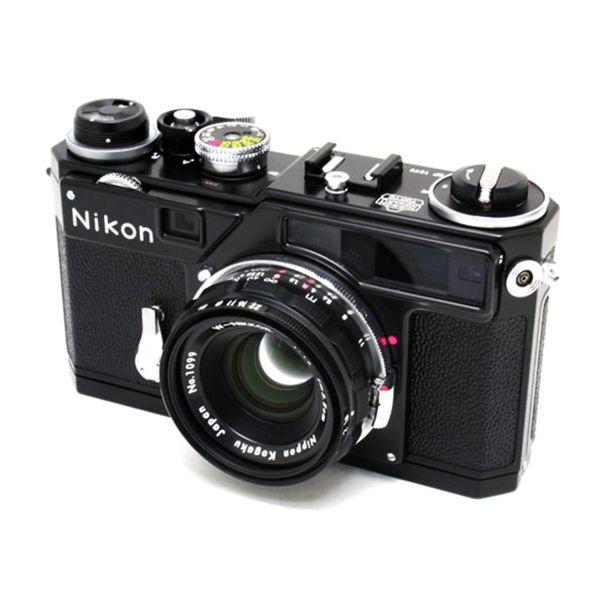 Nikon Nippon Sp Black Rf Camera W W Nikkor C 35mm F 1 8 Lens Yr 2005 Limited Vr 182080180008 Ebay Nikon Film Camera Photography Camera Best Digital Camera