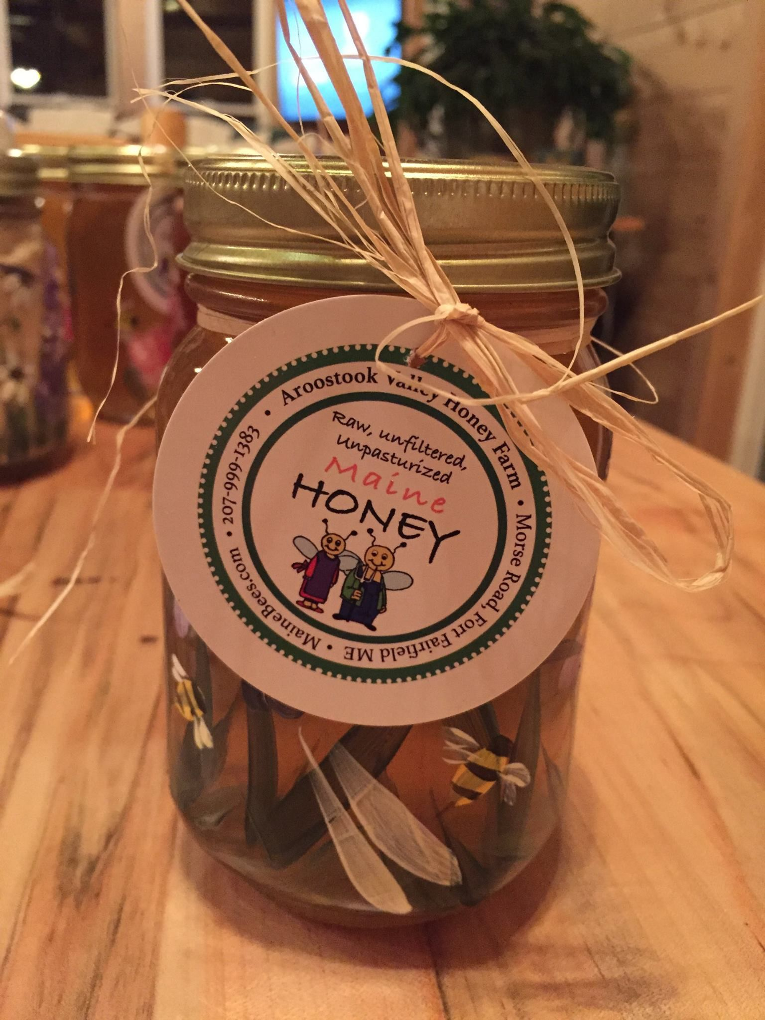 Pin by Northwoods Nectar on Food gift ideas (With images