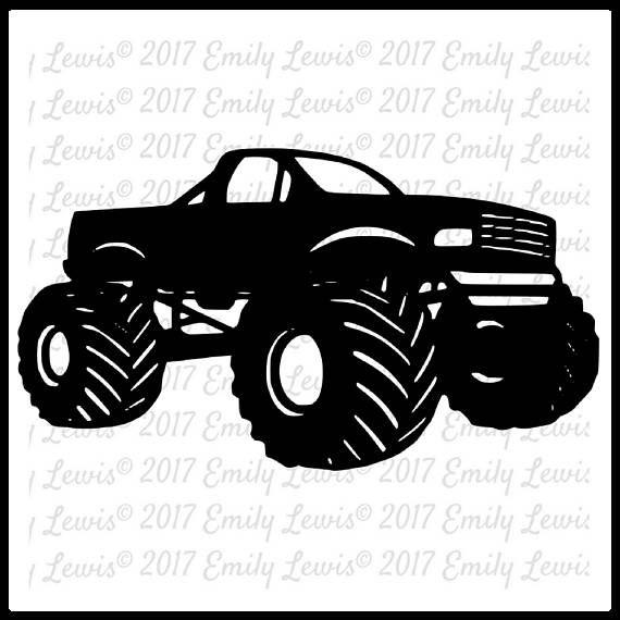 monster truck svg monster truck clipart truck sv small shop deals rh pinterest ca blaze monster truck clipart monster truck wheel clipart