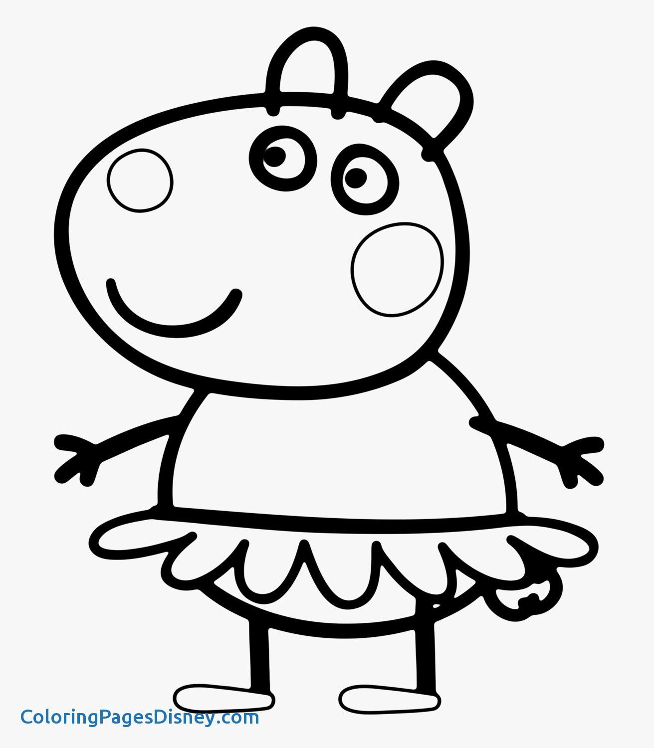 Peppa Pig And Suzy Sheep Coloring Pages Through The Thousand Photos On Line With Regards To Pe Peppa Pig Colouring Peppa Pig Coloring Pages Peppa Pig Drawing
