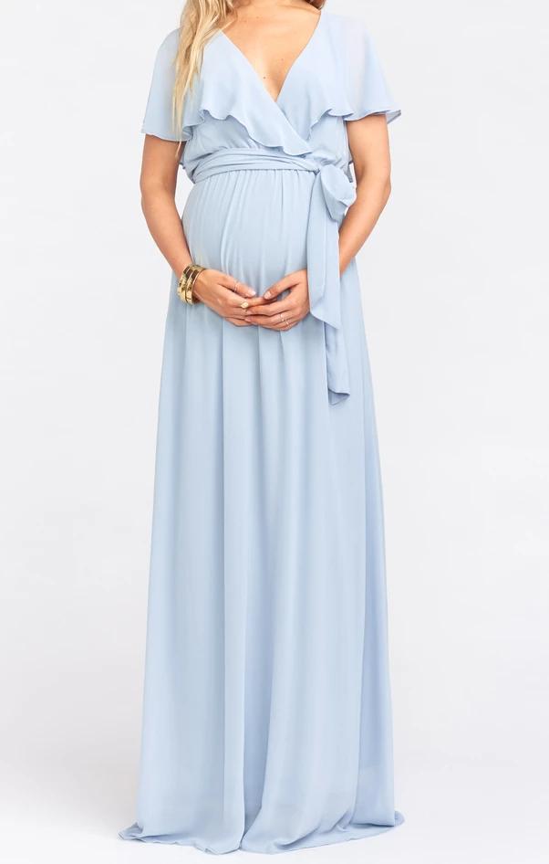 Maternity Bridesmaid Dresses Near Me
