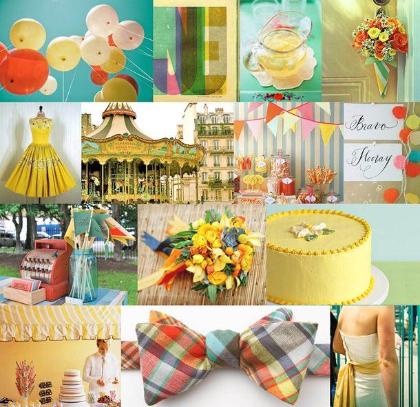 Custom Designs Vintage Carnival Wedding Invitation Love The Day