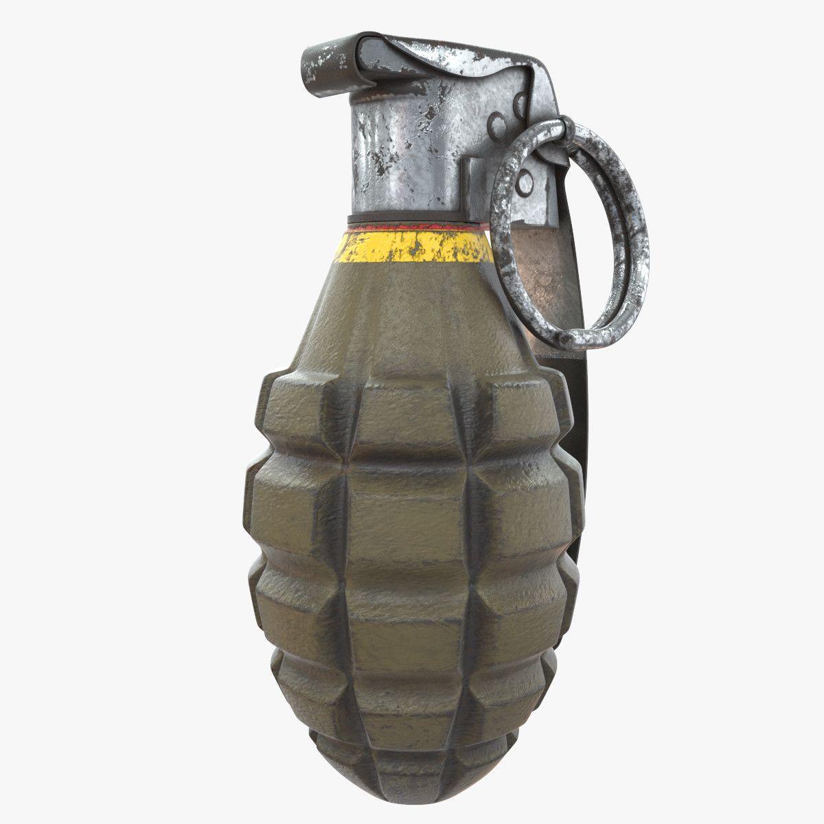 Max Mk2 Hand Grenade Hand Grenade Grenade Bow Arrows
