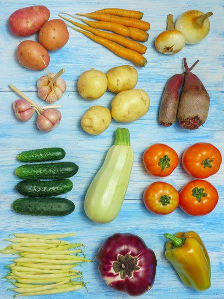 Gesunde Ernährung: Welches Gemüse ist roh oder gekocht gesünderRohkost und Gemüsedrinks sind gesund, keine Frage! Bei einigen Sorten