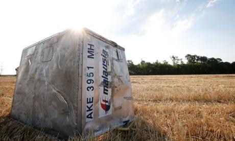 Pin van marja steuerwald op MH 17