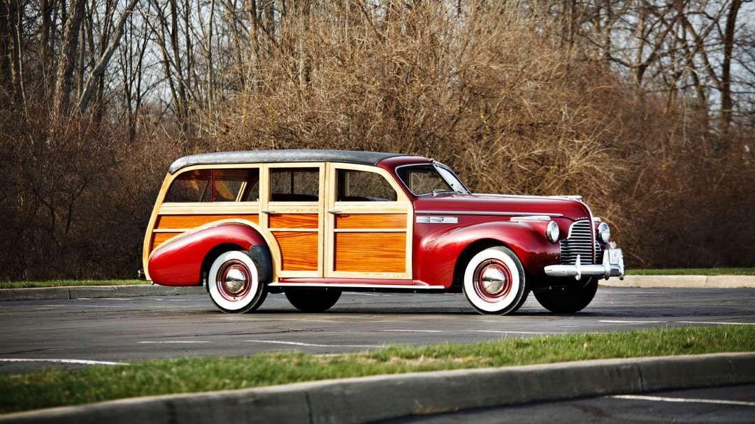Buick Super Estate Wagon Gooding Company Brian Henniker