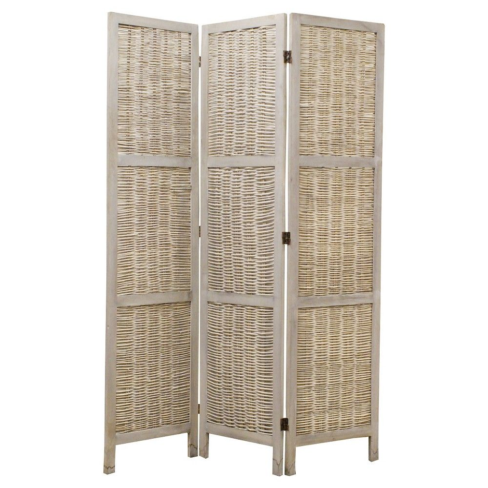 Greyson room divider brown screen gems products pinterest