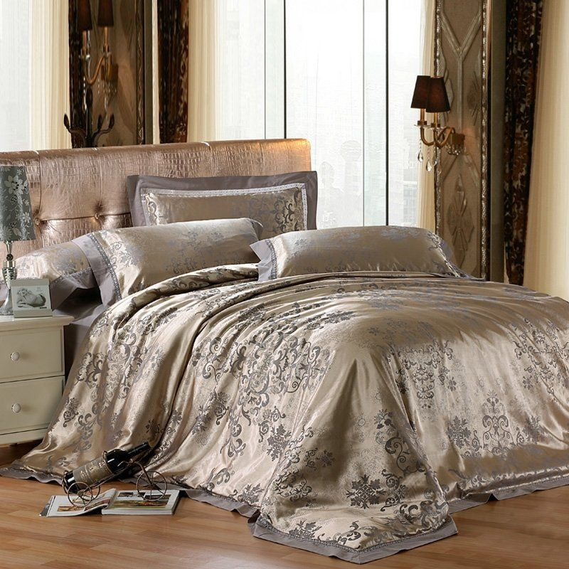 Traditional Shiny Khaki Brown and Gray Vintage Western