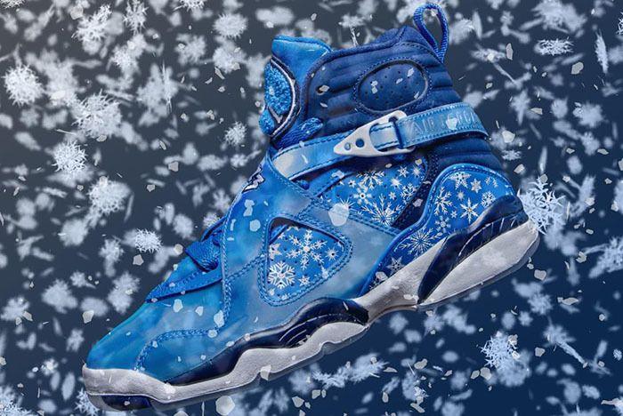Air Jordan 8 'Snowflake' | Air jordans