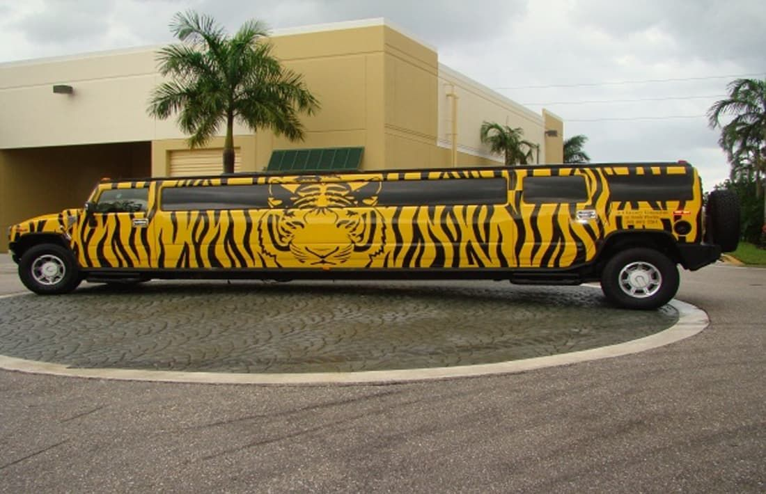 Gallery 25 Ridiculous Prom Rides Hummer limo, Limo, Hummer