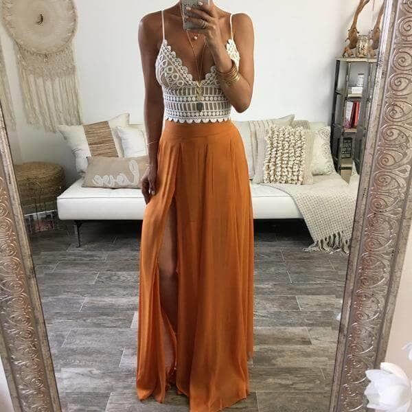 27 Stilvolle Festival Outfits Für Diesen Sommer | Petramode.info #summerfashion