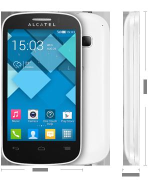 ALCATEL ONETOUCH POP C3 4033D