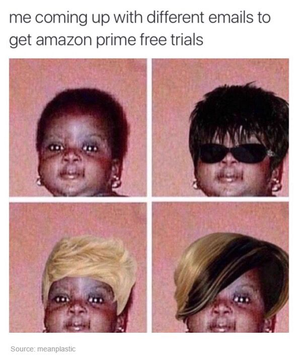 Me passing the free samples more than once