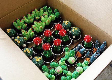 Amigurumi Cactus Crochet Pattern : 15 crochet cacti for the desert lover at heart crochet cactus