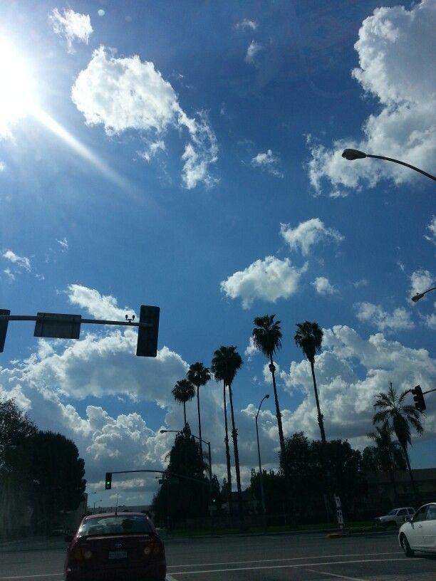 Sunny California day Just for you @JoelandBrandi