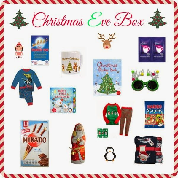 What to Put in a Christmas Eve Box   Christmas eve box, Christmas eve box for kids, Christmas ...