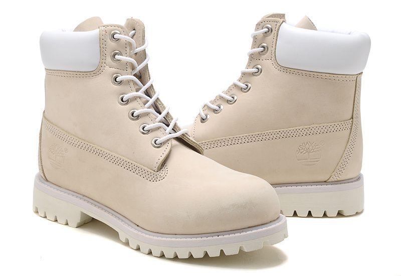 Zapatos beige Timberland para mujer Bz1Bb