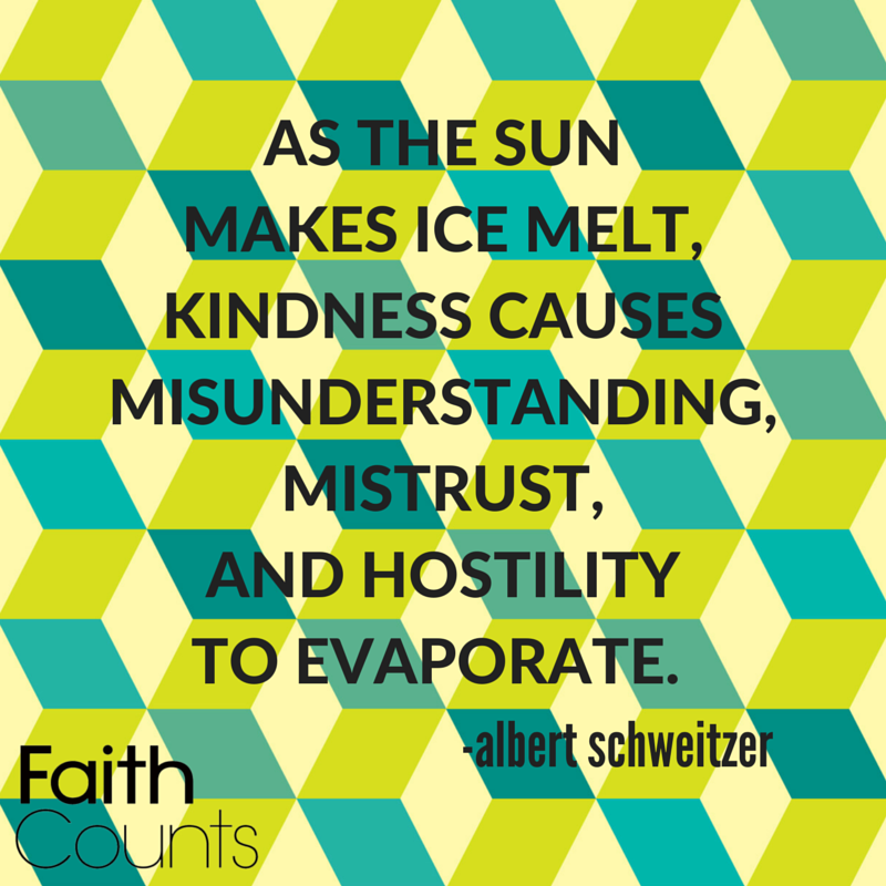 Faith, Inter Faith, Evangelism