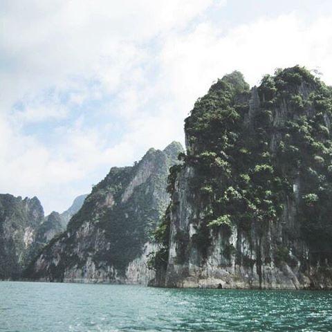 Journey to paradise... Khao Sok National Park, 2011.  #wanderlust