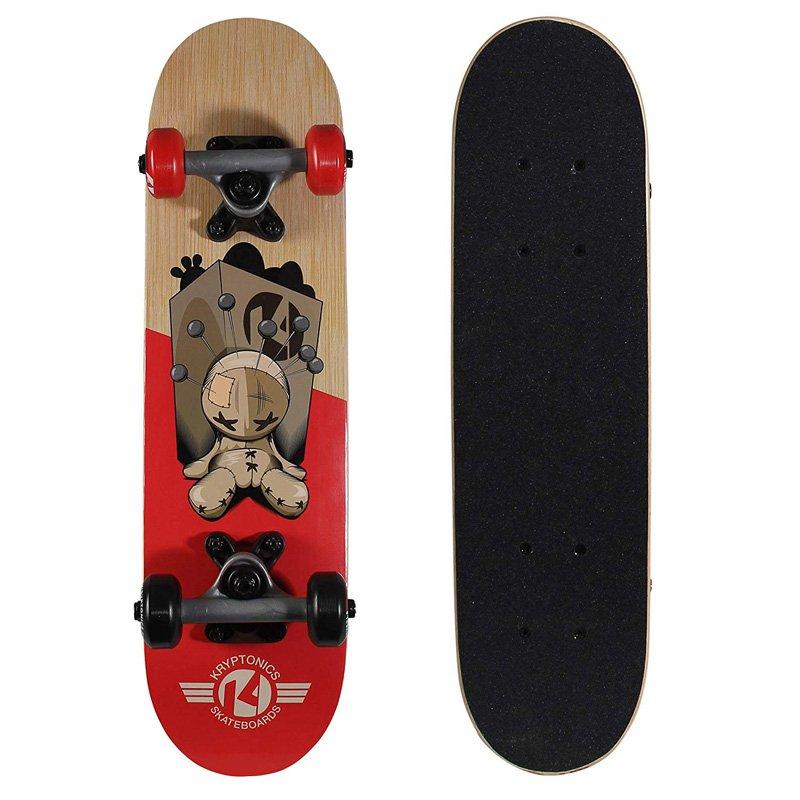 Mini Cruiser Skateboard for Beginners SK8MEMO 17X5inch Mini Skateboard