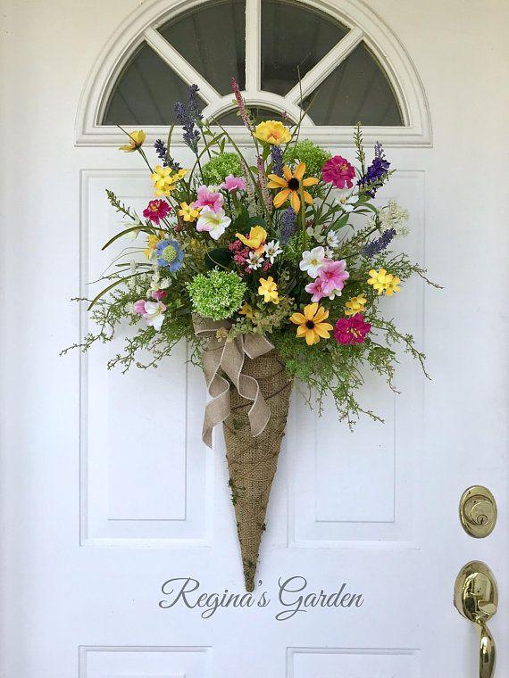 Favorite Wreaths For Summer Little Blonde Mom