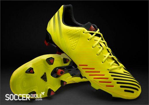 Botas de Botas fútbol adidas Predator LZ SL Electricidad de 14595/ Negro/ Infrarrojo 5c4952a - allpoints.host