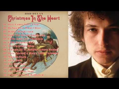christmas in the heart is the thirty fourth studio album and first christmas album by american singer songwriter bob dylan released on october 2009 link
