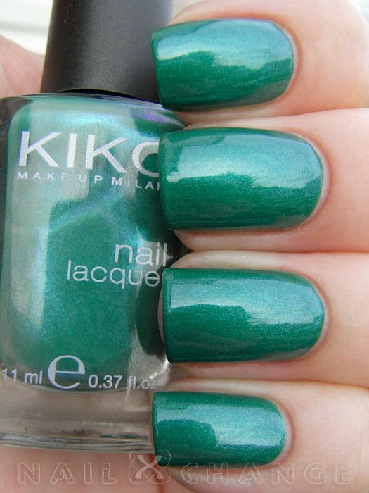 Kiko - No.388 | Nail art | Pinterest