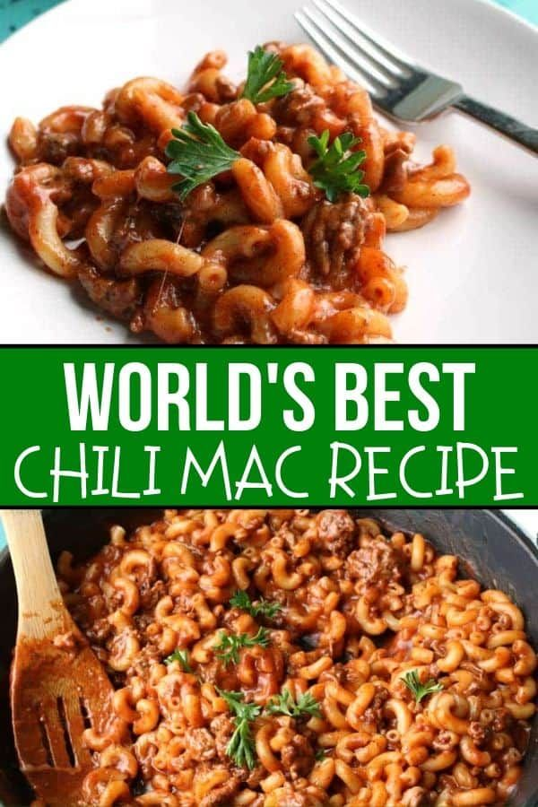 Heres an easy and tasty supper recipe to add to your must make recipes list Beef and noodles and chili seasoning make this dinner done in no time