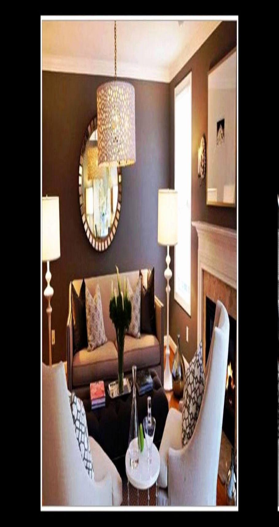 8 Inspirierend Wohnzimmer Aufteilung Beispiele  Brown living