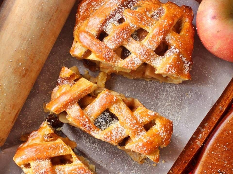 Resep Classic Apple Pie Super Yummy Crunchy Oleh Tintin Rayner Resep Resep Makanan Dan Minuman Makanan