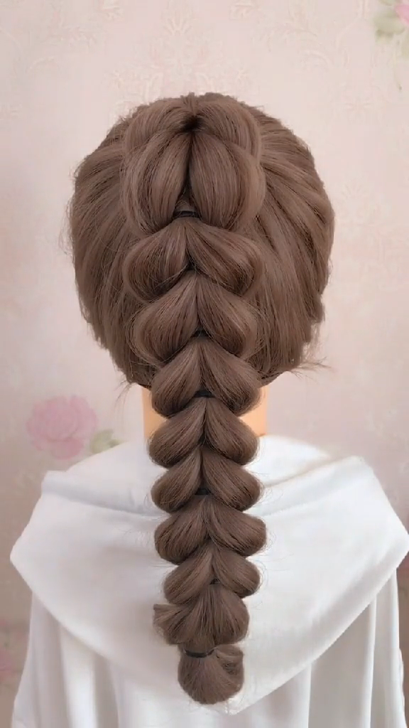 Hairstyle Tutorial 394