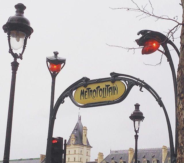Le metropolitane à Paris