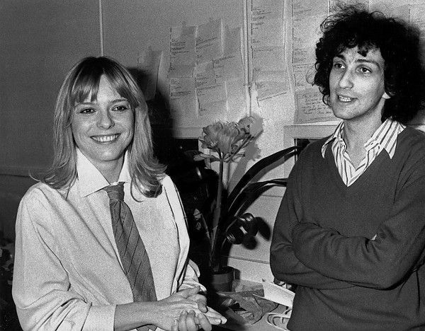 France Gall and Michel Berger, 1978