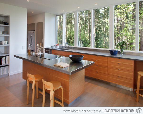 Hoy vamos a mostrar una lista de ventanas de cocinas for Mostrar cocinas modernas