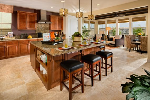 New Homes In San Diego Ca  Watermark Luxury Homes  San Diego Entrancing Kitchen Designers San Diego Inspiration