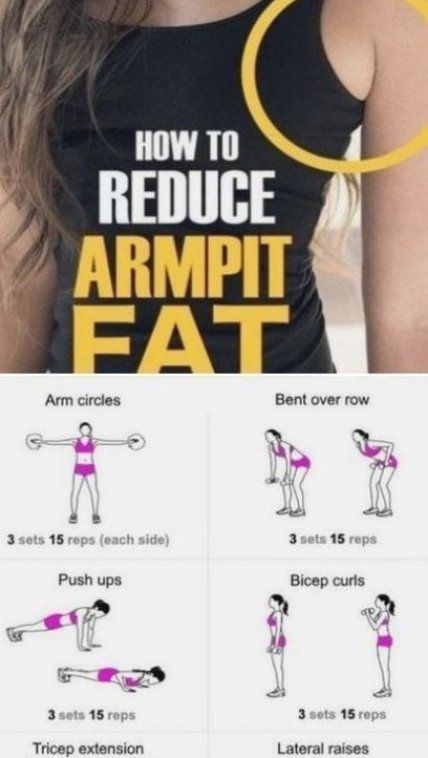 10 Schritte um das Fett in der Achselh  hle zu verlieren  Fam  Fits  Sport #fit #tips #before #and #...