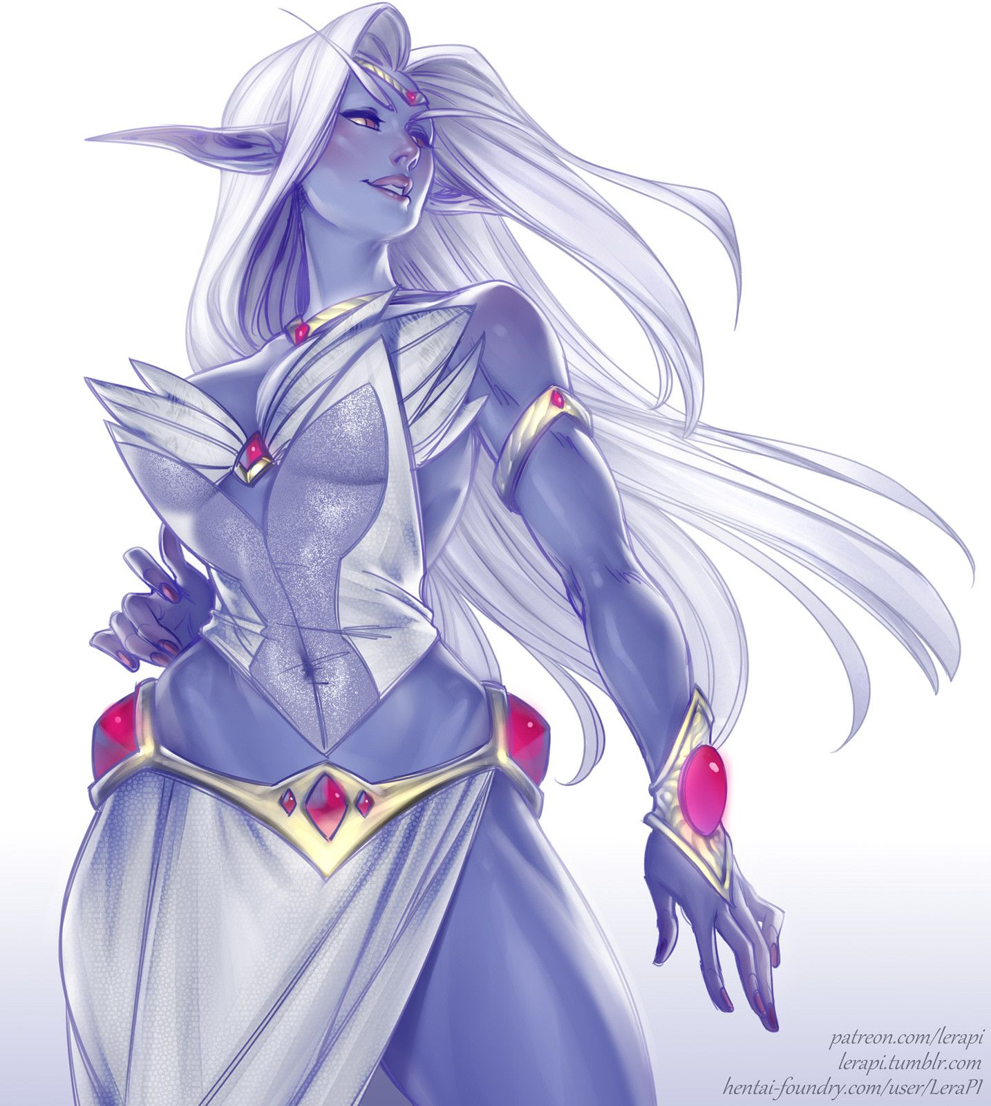 Photo of Azshara from WoW, Lera Pi
