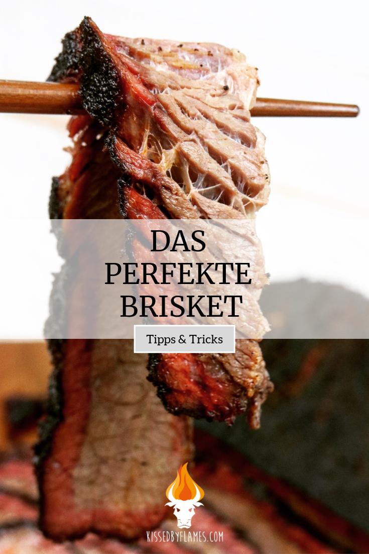 Beef Brisket vom Smoker - ohne Stress zur perfekten Rinderbrust - kissedbyflames.com