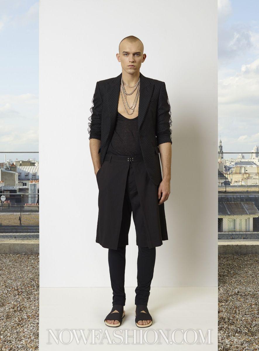 Jean Paul Gaultier Menswear Spring Summer 2014 Paris