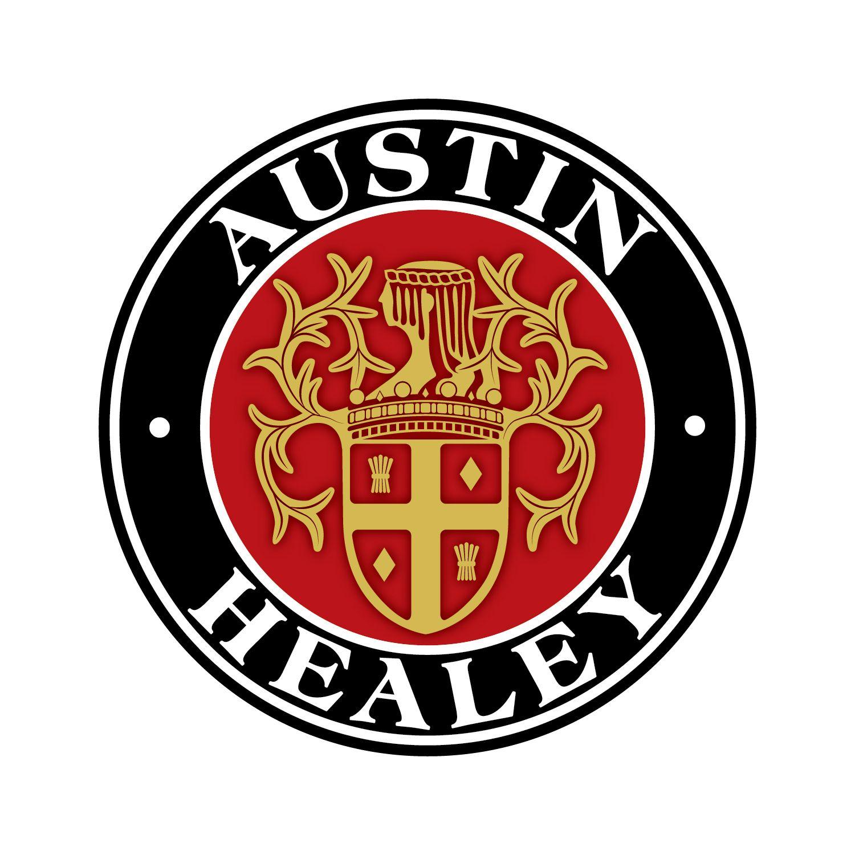 austin healey emblem color jpg 1 500 1 500 pixel cars pinterest rh pinterest co uk 1960 Austin Healey 1964 Austin Healey