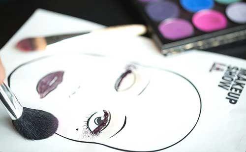 Descubre el #facechart y como aprovecharlo al 100% en tu #maquillaje #face #chart  http://www.guapaalinstante.com/2014/06/face-chart.html