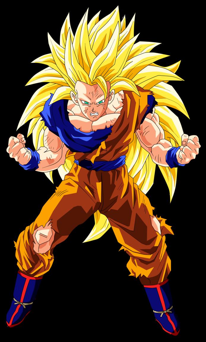 Goku super saiyan 3 by originalsupersaiyan on deviantart - Goku super sayan 5 ...