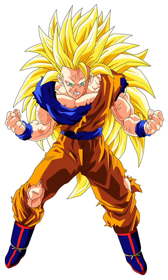 goku super saiyan 3 by originalsupersaiyan on deviantart emoji