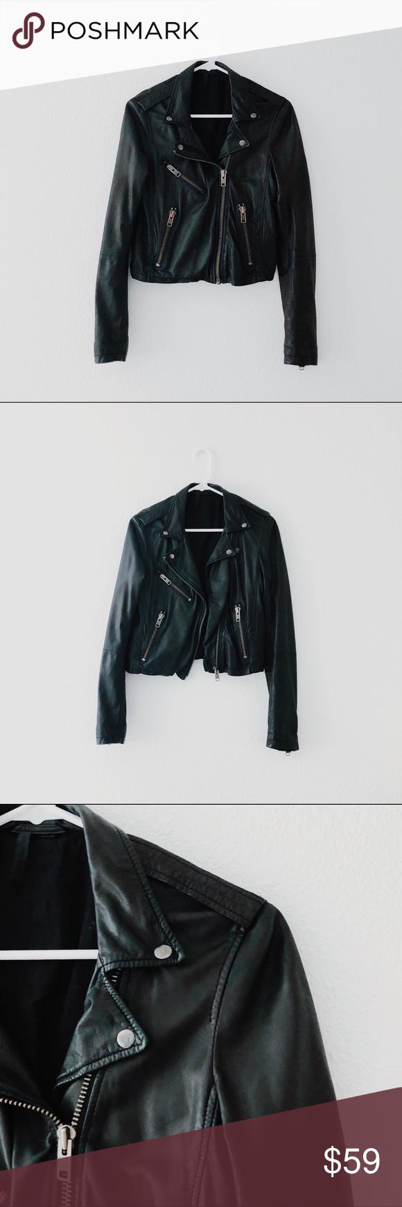 Real Leather Jacket Leather jacket, Real leather