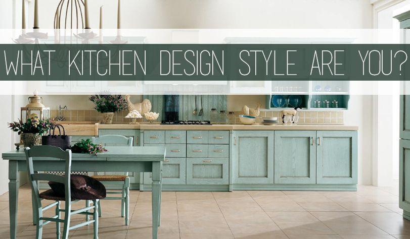 Gemütlich Küche Design Stile Quiz Bilder - Küchenschrank Ideen ...
