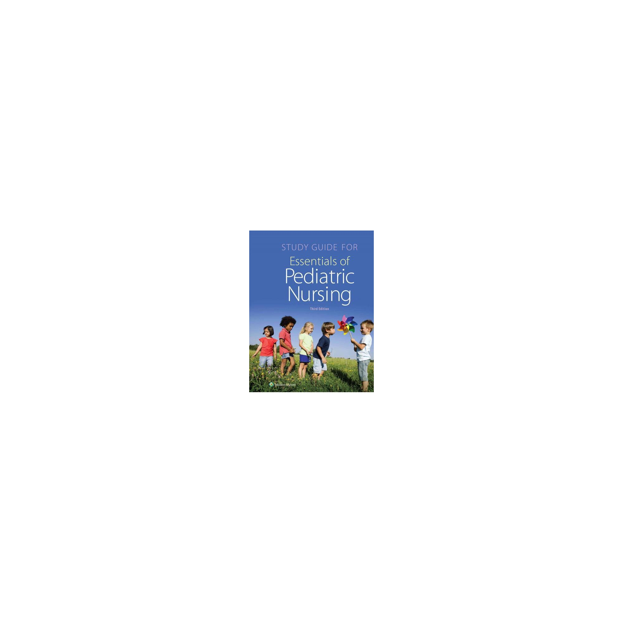 Essentials of Pediatric Nursing (Study Guide) (Paperback