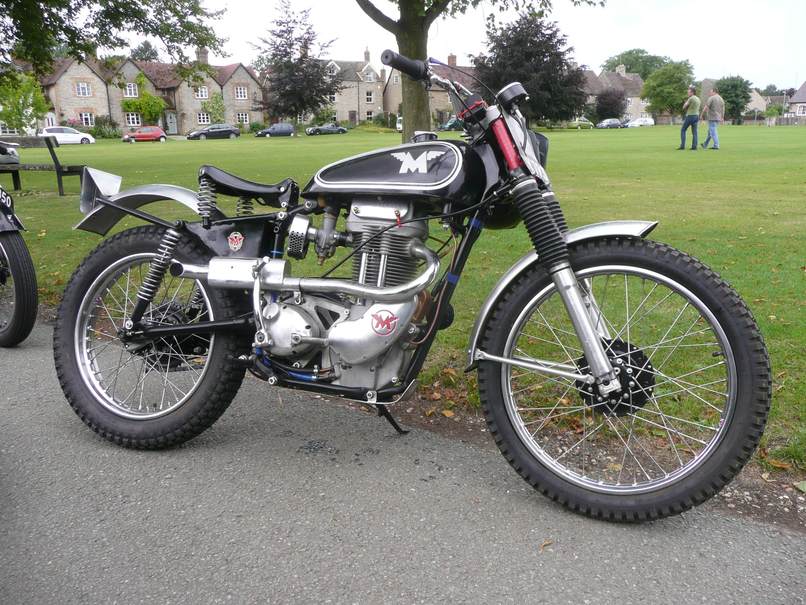 Matchless g 11 csr for sale 1958 on car and classic uk c544589 - Classic Matchless Trials To Model A Scrambler Tracker On A Proper Job